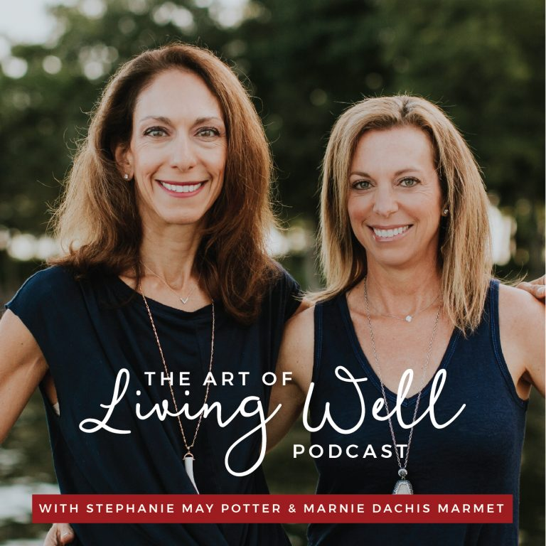 The Art of Living Well Podcast Covers 01 768x768