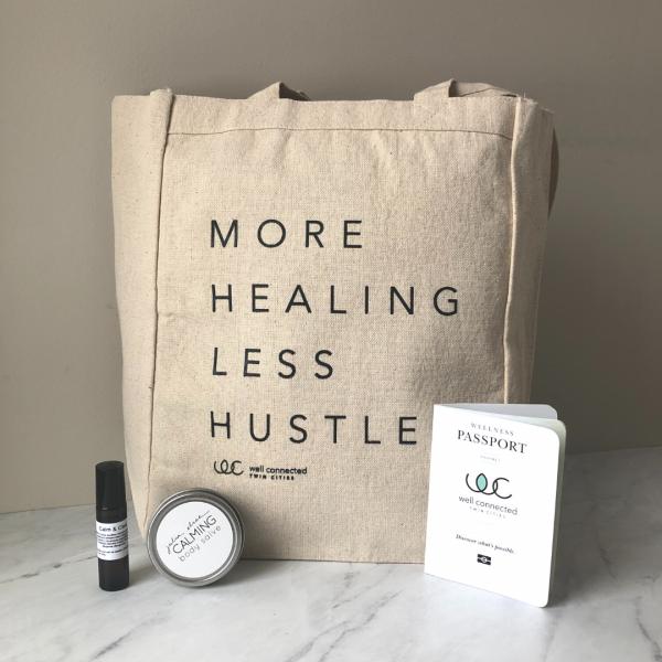 Less Hustle Gift Set