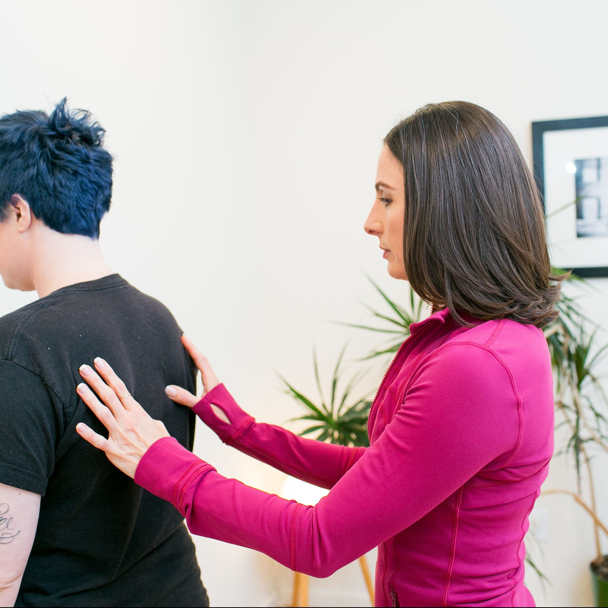 Blog Post 2 Featured Image - Low back pain and 4 steps to begin healing